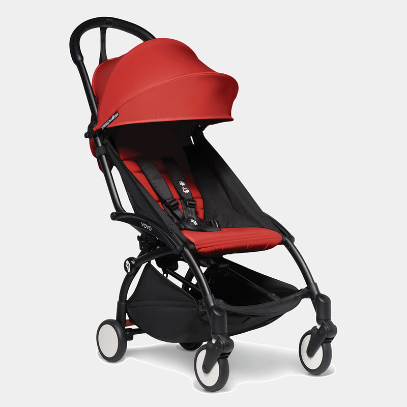 YOYO complete with bassinet (Red)