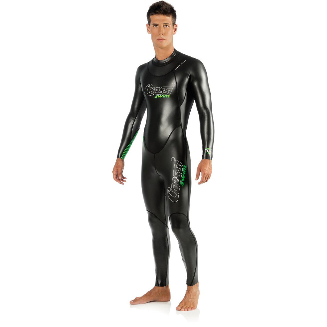 Cressi Wetsuit Triton One Piece 1.5 mm For men