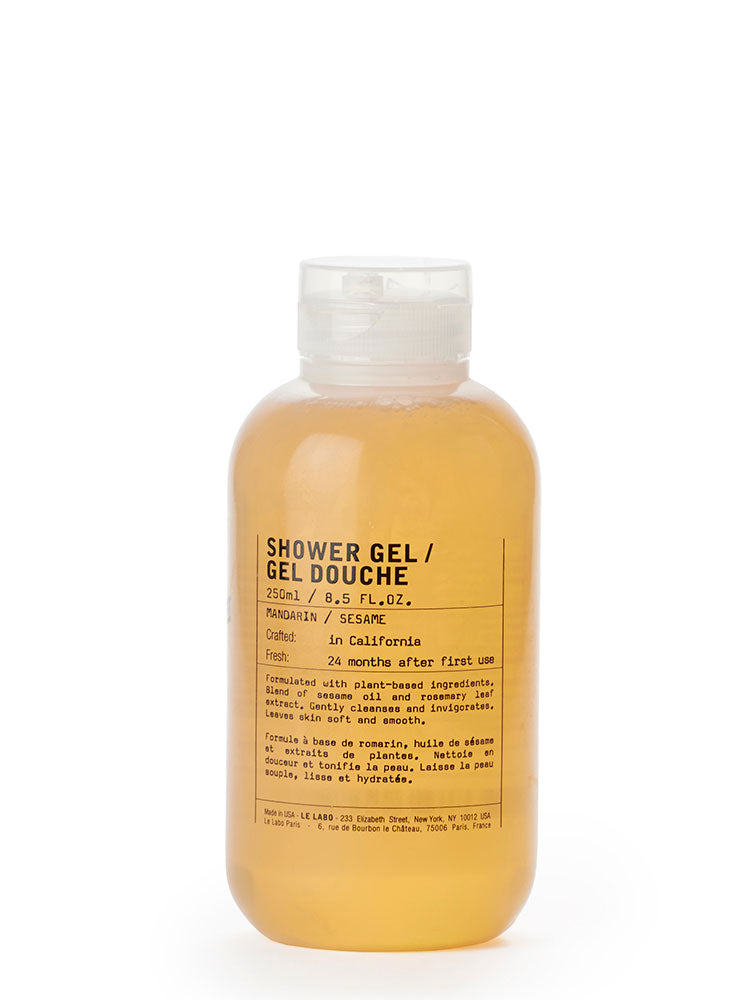 SHOWER GEL MANDARIN