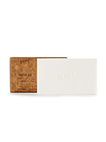 Rose 31 Bar Soap