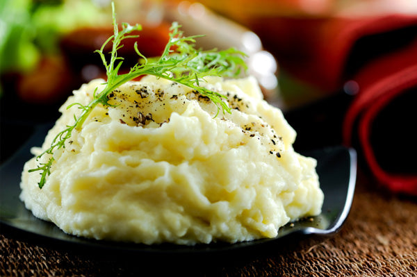 Asiago & White Truffle Mashed Potatoes
