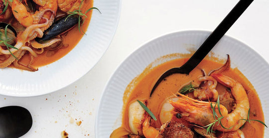 SEAFOOD STEW FOR TWO