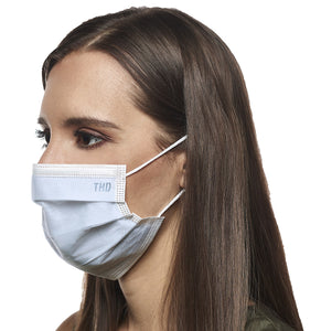 THD Facemask F3 bluebarrier II - Small - 20 pezzi