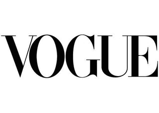 VOGUE logo stilform JAPAN