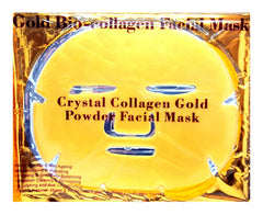 24k gold collagen face mask moisturising facial care anti angeing