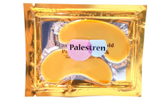 Palestren Gold Eye Mask pad. 24k Collagen Crystal Moistrizing Patch