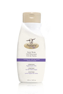 Nature Body Wash Lavender Oil