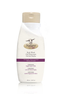 Nature Body Wash Shea Butter