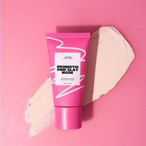Probiotic Pink Clay Mask x 2