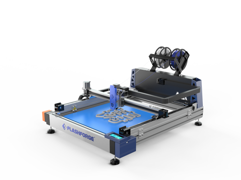 FlashForge AD1 3D Channel Printer for Signmakers