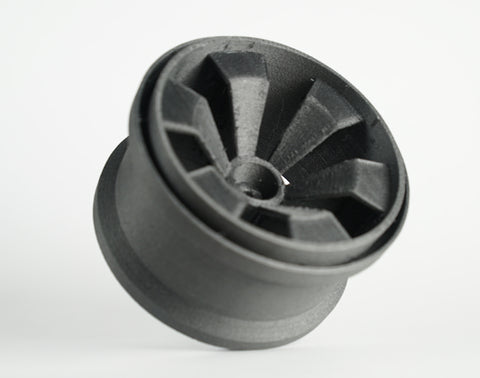 3D Printing with Carbon-Fibre Infused materials