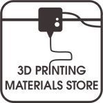 Logo of the 3D Printing Materials Store