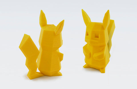 3D Printed Pokemon