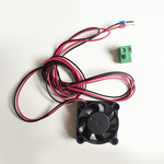 40mm DC Extruder Cooling Fan for 3D Printers - 3D Printing Materials Store