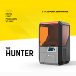 Flashforge Hunter DLP 3D Printer - 3D Printing Materials Store