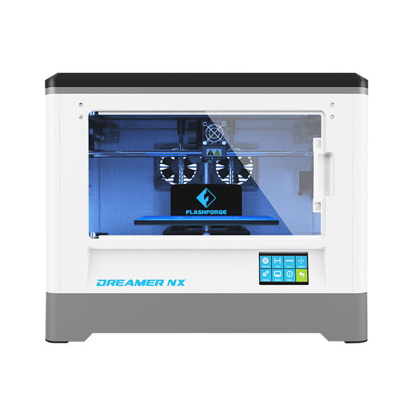 Flashforge Dreamer NX Fully Assembled Single Extruder 3D Printer