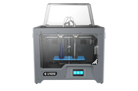 FlashForge Creator Pro 2 Independent Dual Extruder 3D Printer