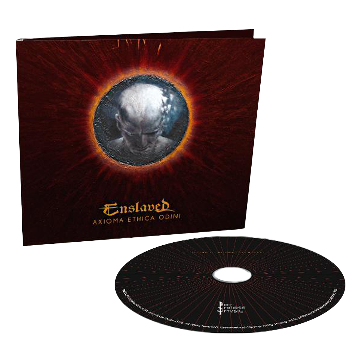 Enslaved - Axioma Ethica Odini (Re-Issue) CD Digipak