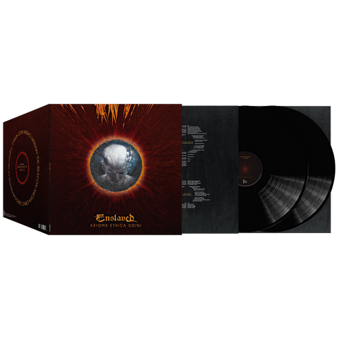 Enslaved - Axioma Ethica Odini (Re-Issue) Black 2xLP