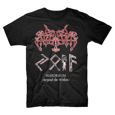 Enslaved - Mardraum with Runes T-Shirt