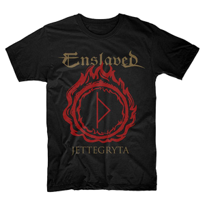 Enslaved - Jettegryta T-Shirt