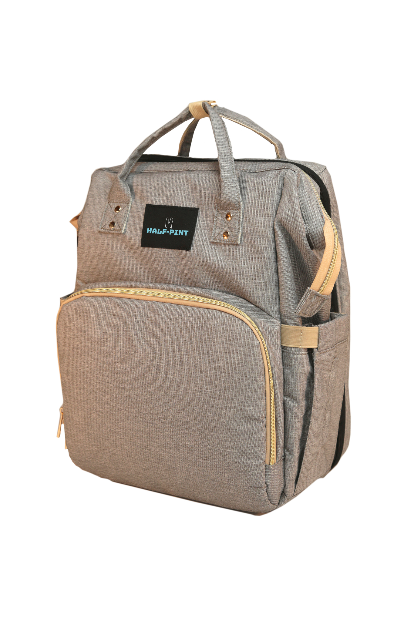 Half-Pint Premium Diaper Backpack-Crib