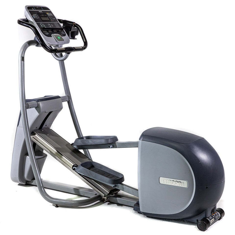 Elliptical Precor EFX532i (pre-owned, certified)