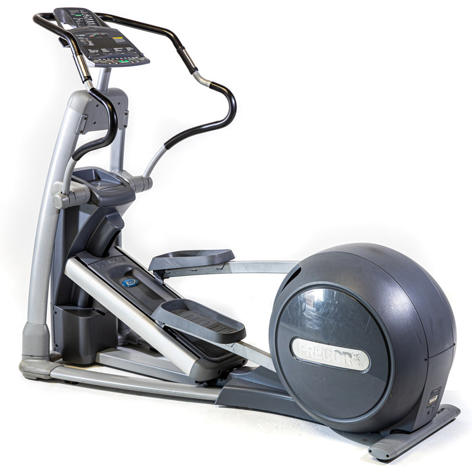 Elliptical Precor EFX546i experience series (pre-owned, certified, 1 year parts warranty)