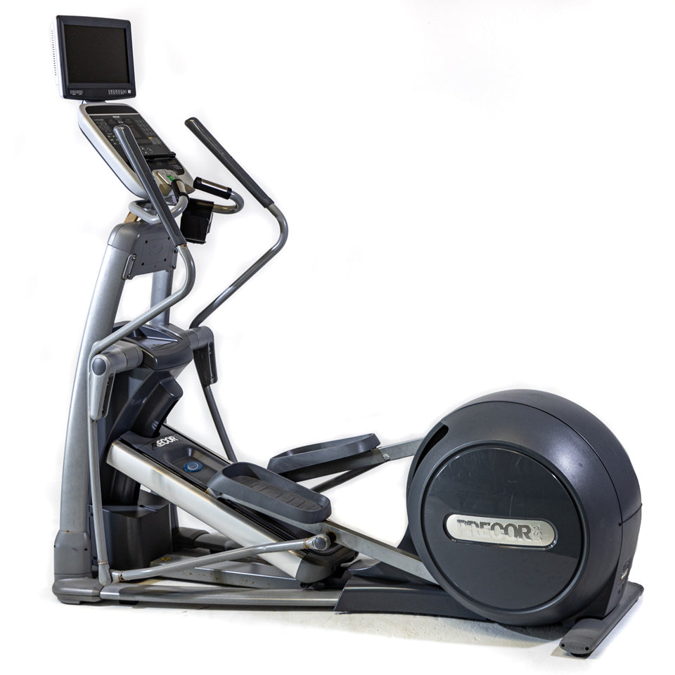 Elliptical Precor EFX576i experience series (pre-owned, certified, 1 year parts warranty)