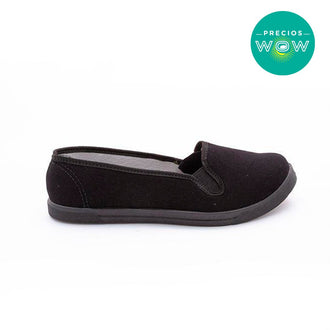 CANVAS DINA II - NEGRO