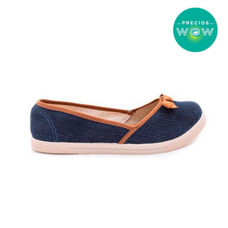 CANVAS DORIEE - DENIM