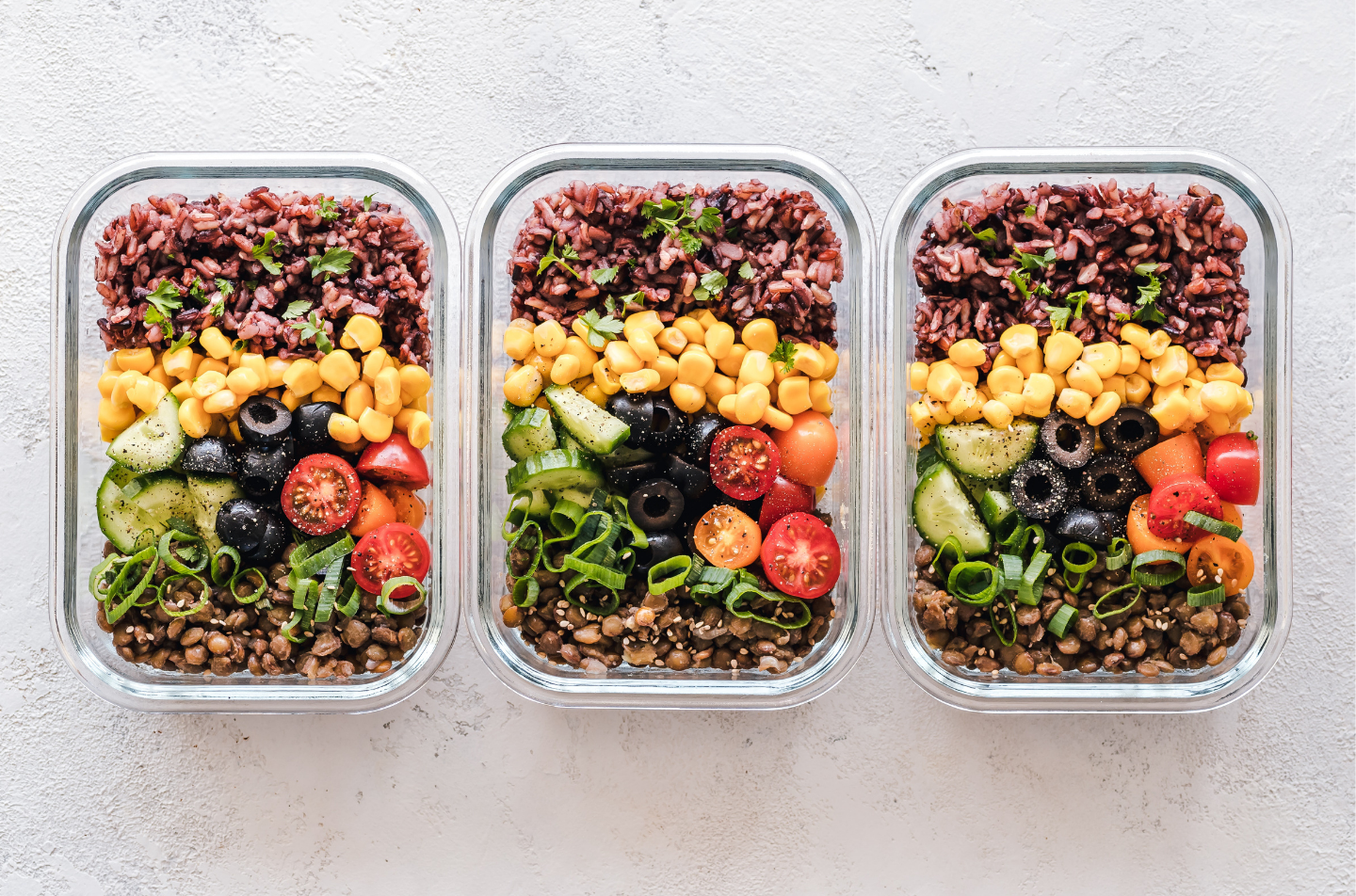 5 Benefits Of Meal Prepping Every Week
