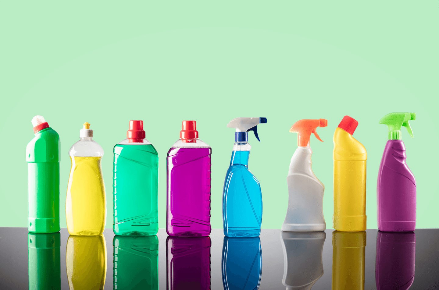 Do Cleaning Products Alter the Gut Microbiome?