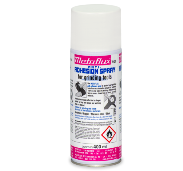 Metaflux - 70-30 - ANTI-ADHÉSION SPRAY 400ml.