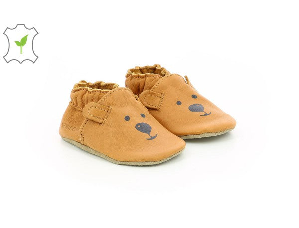 Chausson Robbez sweety bear camel