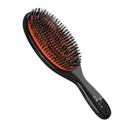 Aqua boar bristle brush