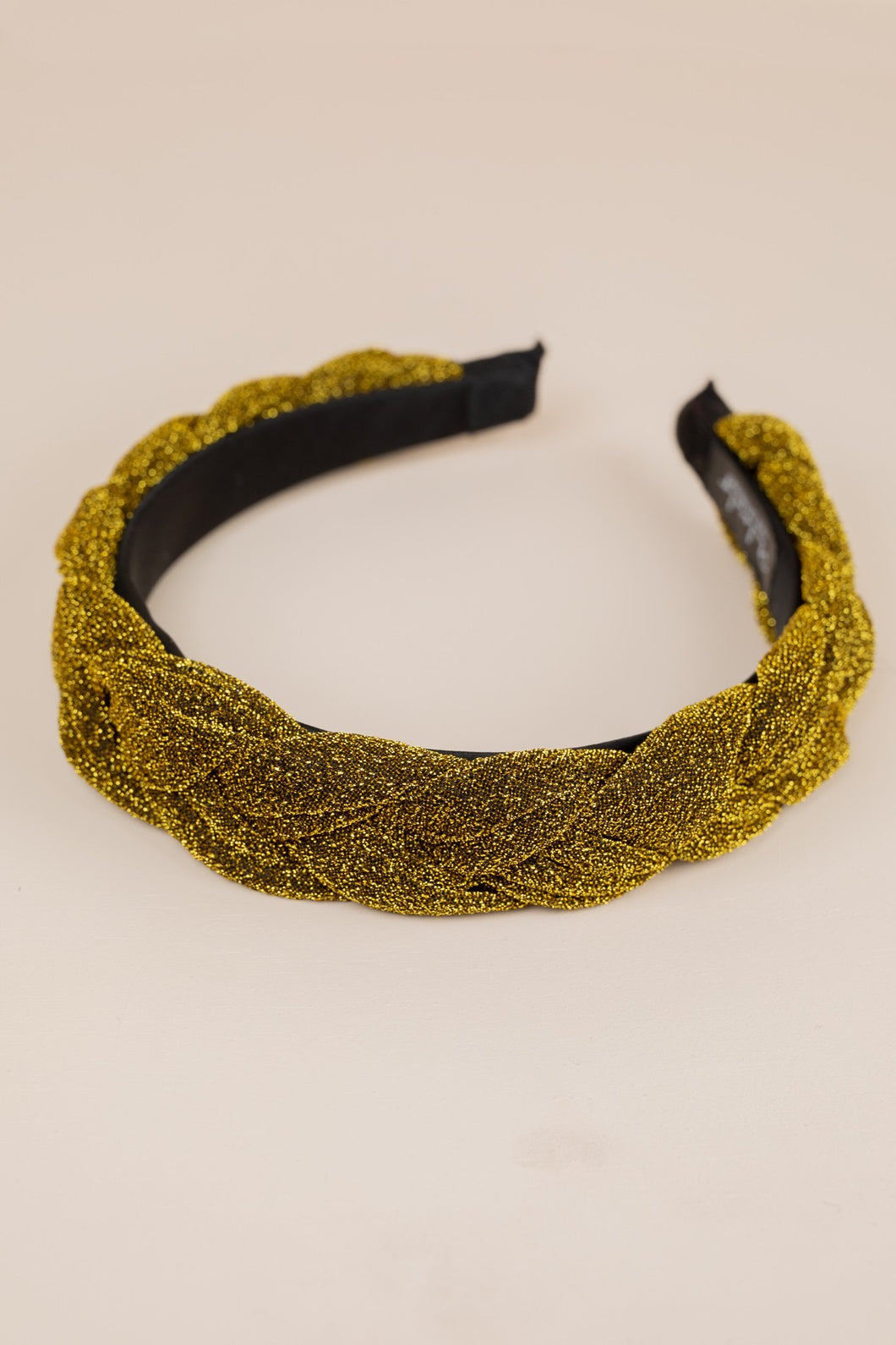 Philocaly Shimmer Twist Headband (Multiple Colours)