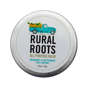 Rural Roots - All-Purpose Balm 2.5 oz