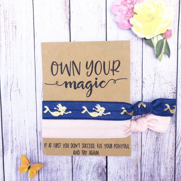 Own Your Magic Hair Tie Set