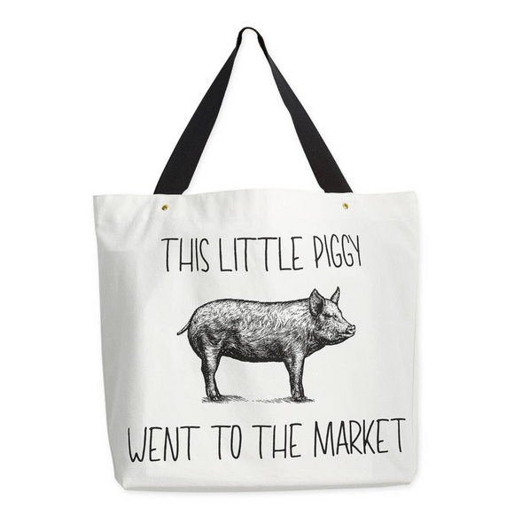 Tote This Little Piggy