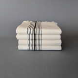 Zebrine Turkish Cotton Towel