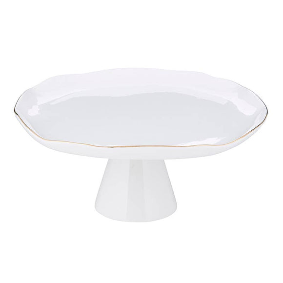 Large Pedestal Tray