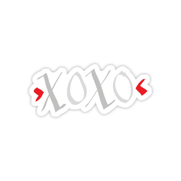 XOXO - Valentine's Day Sticker