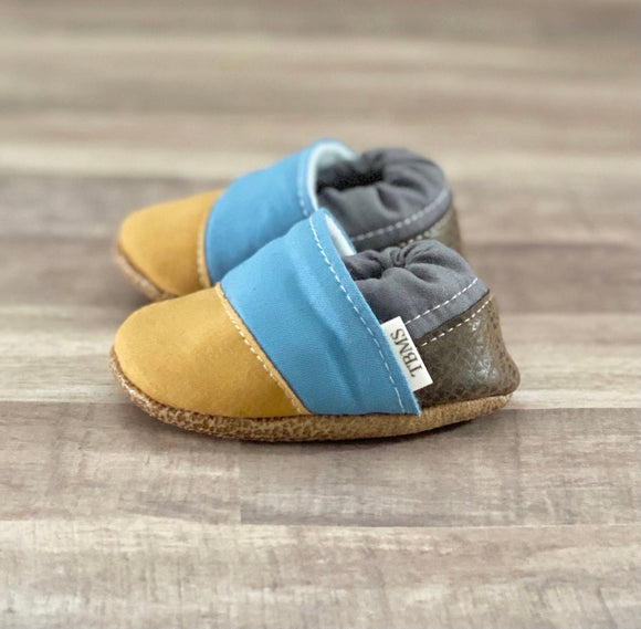 Moccasins ~ Baby Size 3-6 Months