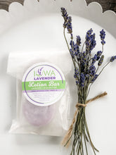 Load image into Gallery viewer, Lotion Bars - Lavender.