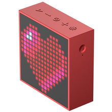 "Load image into Gallery viewer, Divoom ""Timebox Evo"" - LED Bluetooth Portable Speaker & Alarm Clock"