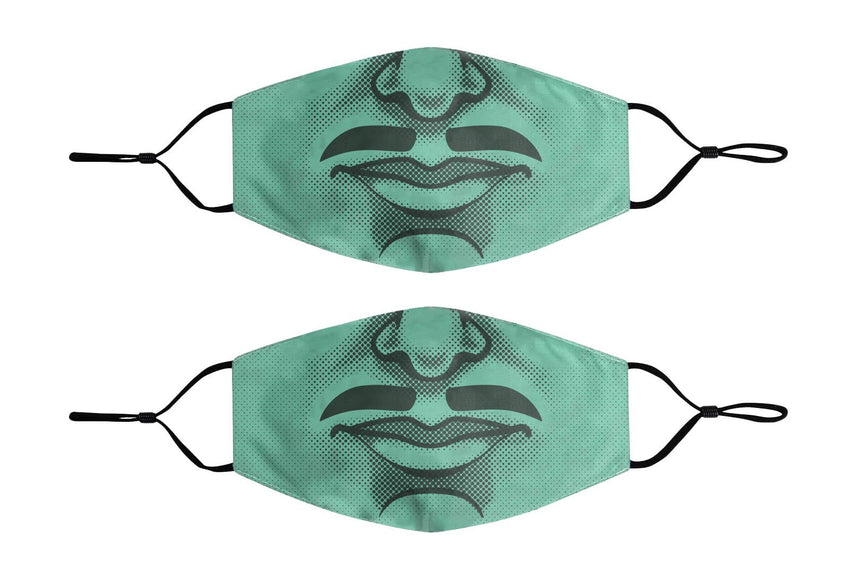 SS2 Twin Pack Face Coverings