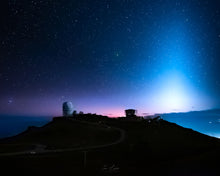 Load image into Gallery viewer, ZODIACAL LIGHT AT HALEAKALA