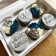 Load image into Gallery viewer, Personalised Cupcakes