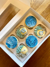 Load image into Gallery viewer, Baby Shower Cupcakes